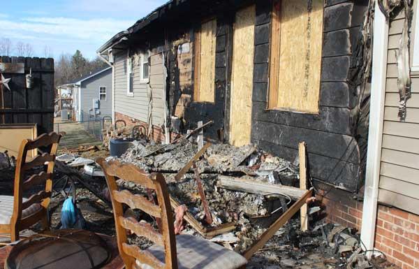fire damage restoration Kahului