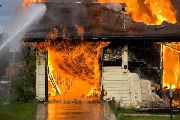 fire damage, fire damage restoration, fire restoration company
